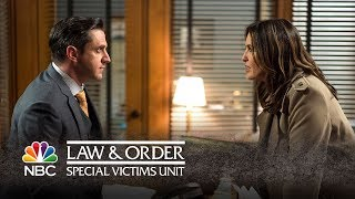 Law & Order: SVU - The City Is Exploding (Episode Highlight)
