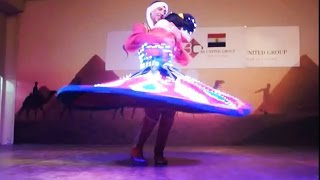 Tanoura (El-Tanoura) at DSF 2015 تنورة الرقص