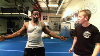 Martial Arts expert Michael Jai White