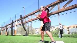 Tony Medina softball 10U players
