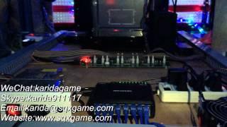 IC card system fish game machine
