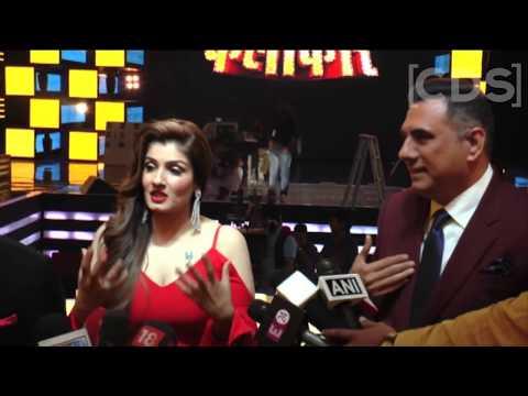 Raveena Tandon HOT Busty Assets Video