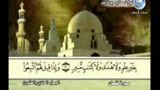 سورة لقمان الشيخ صلاح بوخاطر