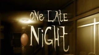 One Late Night - Heures sup' avec Robert - Jeu d'horreur indé FR HD