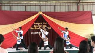lead me lord (BSU DANCE Co.-MALVAR)