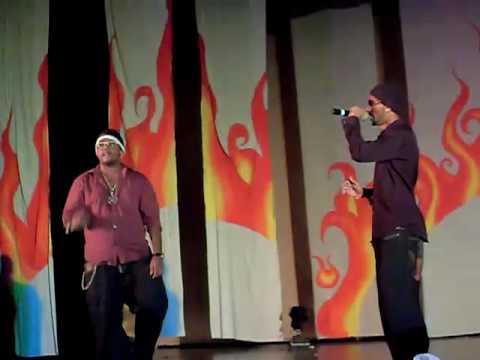 Dj Gan & Psychomantra live at Segi ICS 2010 PJ Civic Centre with Unity X ClanZ and B Boyz Part 2