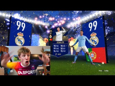 Xxx Mp4 I GOT 99 TOTY RONALDO IN A PACK FIFA 18 PACK OPENING 3gp Sex