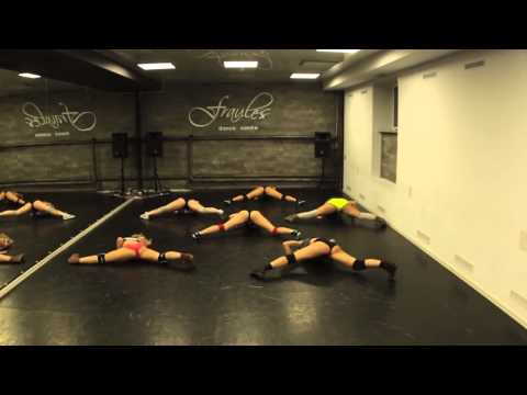 BOOTY  TWERK choreo by DHQ Fraules on