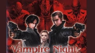 VAMPIRE NIGHT [FilmGame complet PS2]