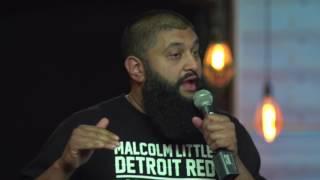Comedian Azhar Usman (Live)