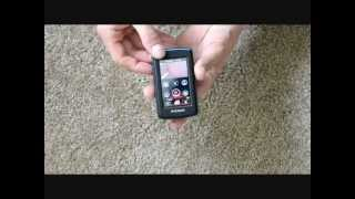 JVC Picsio GC-WP10 Waterproof Full HD Pocket Video Camera