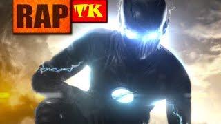Rap do Zoom (The Flash) // O Velocista da Escuridão //  TK RAPS #RPV