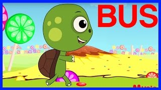 """Nursery Rhymes Playlist for Children: """"Wheels on The Bus"""" & More Kids Songs   Songs for Babies"""