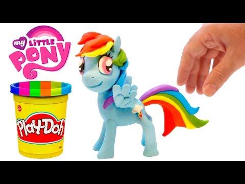 Xxx Mp4 Play Doh Rainbow Dash Stop Motion Playdough My Little Pony Animation 3gp Sex