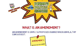 What Is An Amendment