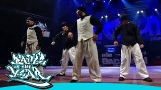 BOTY 2005 - HILTI & BOSCH FEAT CO-THKOO (JAPAN) - SHOWCASE SPECIAL [OFFICIAL HD VERSION BOTY TV]