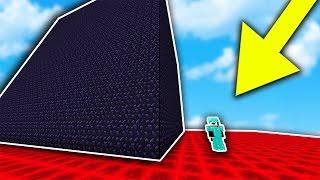 OBSIDIAN CHALLENGE WORLD RECORD... | Minecraft MONEY WARS (15000+ OBSIDIAN)