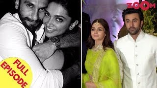 Ranveer - Deepika Wedding Preparations Begin, Deepika Knows About Ranbir-Alia & More Bollywood News