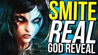 SMITE - REAL God Reveal - The Morrigan