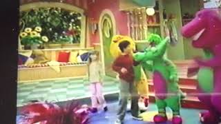 Keep Your Sneeze To Yourself (Come On Over To Barney's House)