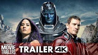 X-Men: Apocalypse Official Trailer #1 - [4K Ultra HD]