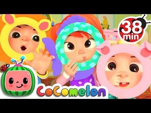 My Sister Song More Nursery Rhymes & Kids Songs CoCoMelon