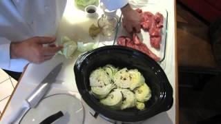 Fårikål - Faarikaal - Lamb and Cabbage Stew