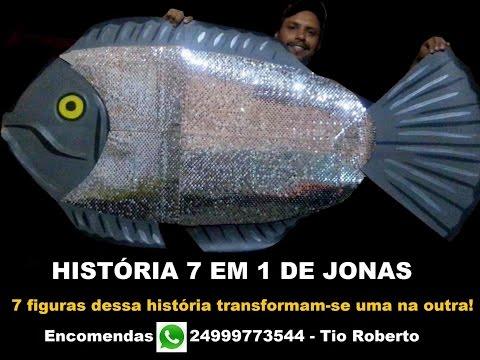 HISTÓRIA 7 EM 1 DE JONAS