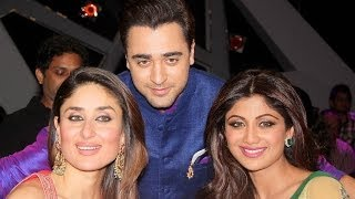 Kareena Kapoor & Imran Khan on the sets of Nach Baliye 6