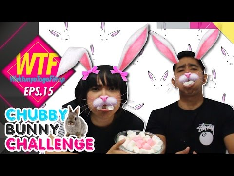 #WTF15 CHUBBY BUNNY CHALLENGE INDONESIA (KESELEK MARSHMALLOW)