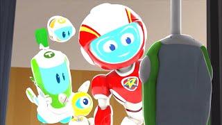 Space Ranger Roger | The Really Powerful Hoover | Cartoons For Children | Cartoons For Kids