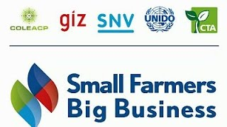 Small Farmers Big Business - Engaging the private sector