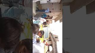 Muslim marriage in Indian village