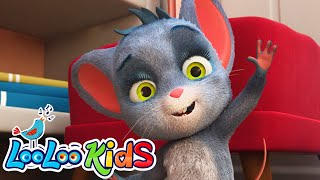 Hickory Dickory Dock - TOP 15 Songs for Kids on YouTube
