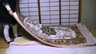 Japanese Futons: Making your bed in Japan