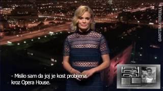 ESC2016 - Croatia voting circuit, Nevena Rendeli