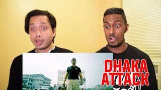 Dhaka Attack Trailer Teaser Reaction | Arifin Shuvoo, Mahiya Mahi | By Stageflix