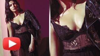 OMG ! Priyanka Chopra Reacts On Showing Off BRA