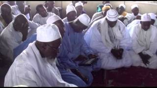 Thierno Ahmad Tidiane BA. Njillu e nder nokkuuji Abidjaneh