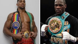 Dominic Breazeale EXPLAINS why Anthony Joshua would DESTROY Deontay Wilder