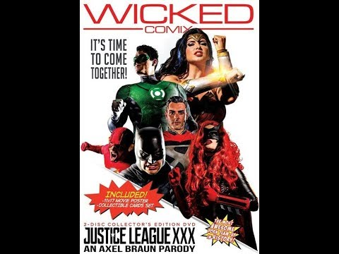Xxx Mp4 ForThePlot Justice League Xxx Parody PART1 3gp Sex