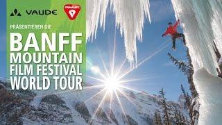 Banff Mountain Film Festival World Tour 2015 (Germany, Austria, Switzerland and Netherlands)
