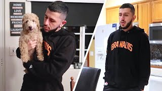 my final moments with my dog... *emotional*