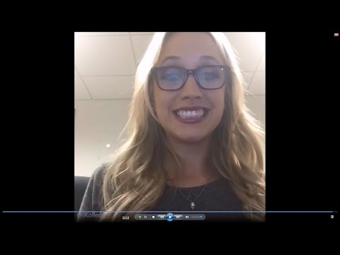 09 29 16 Kat Timpf on Facebook Live Answers to Viewer Questions