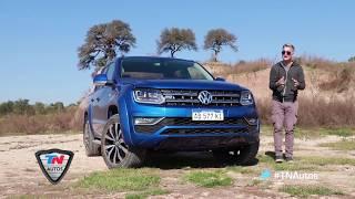 Volkswagen Amarok V6 3.0 TDI - Test - Matías Antico - TN Autos