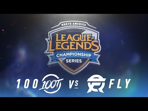 Xxx Mp4 100 Vs FLY Week 4 Day 1 NA LCS Spring Split 100 Thieves Vs FlyQuest 2018 3gp Sex