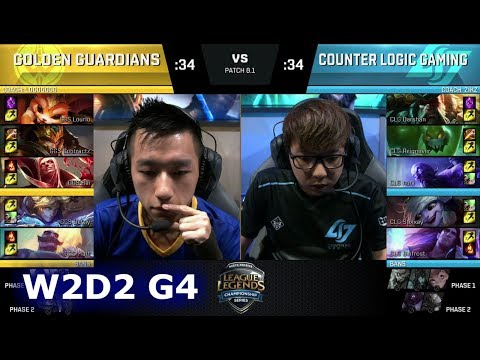 Xxx Mp4 Golden Guardians Vs CLG Week 2 Day 2 Of S8 NA LCS Spring 2018 GGS Vs CLG W2D2 G4 3gp Sex