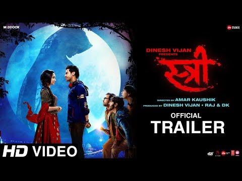 Xxx Mp4 Stree Official Trailer Rajkummar Rao Shraddha Kapoor Dinesh Vijan Raj DK Amar Kaushik Aug 31 3gp Sex