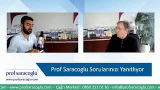 Prof. Saraçoğlu Canlı Yayını