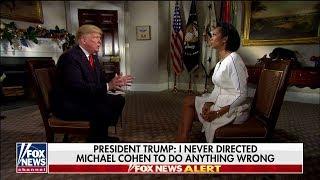 Trump on Cohen